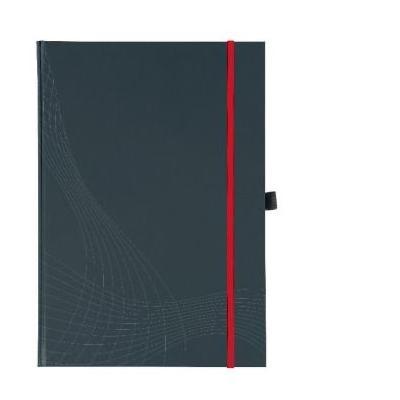 Avery schrijfblok: 210x148mm, 80pagina's - Zwart