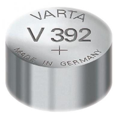 Varta batterij: -V392 - Zilver