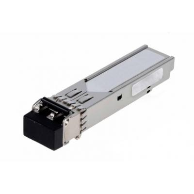 MicroOptics SFP, 155Mb/s, LC, SM 1550nm, 80km, DDMI Netwerk tranceiver module