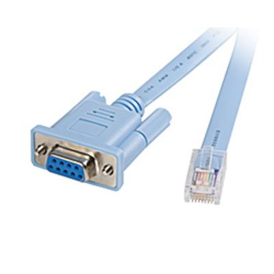 Cisco netwerkkabel: RJ45-DB9