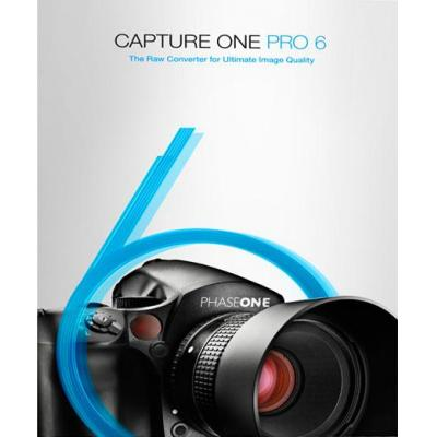 Phase one grafische software: Capture One PRO 6.2