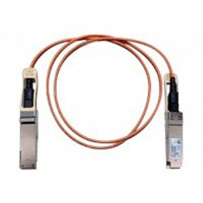 Cisco QSFP-H40G-AOC1M-RF InfiniBand-kabels