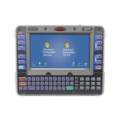 Honeywell PDA: Thor VM1 - Grijs, QWERTY
