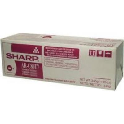 Sharp AR-C80T7 toners & lasercartridges