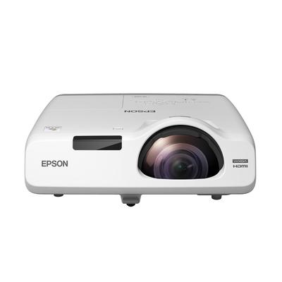 Epson EB-535W Beamer - Wit,Grijs