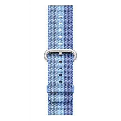 Apple : 38mm Tahoe Blue Woven Nylon