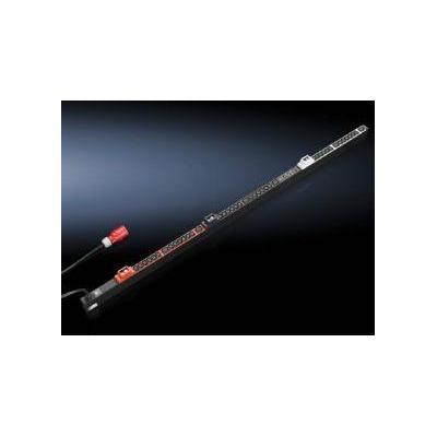 Rittal DK 7955.434 Energiedistributie - Zwart