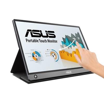 """ASUS 10-point multi-touch 15.6"""" IPS, 1920x1080px, 250 cd/m², 700:1, 2x 1W, USB-C, Micro HDMI, 7800 mAh Touchscreen ....."""