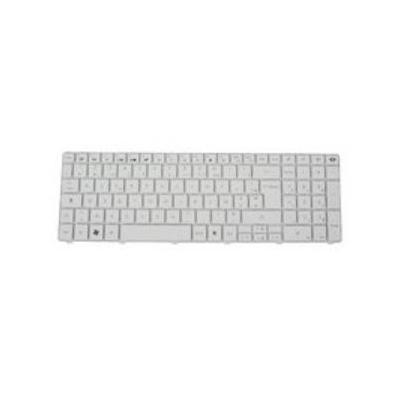 Acer notebook reserve-onderdeel: Keyboard (Czech/Slovak), White - Wit