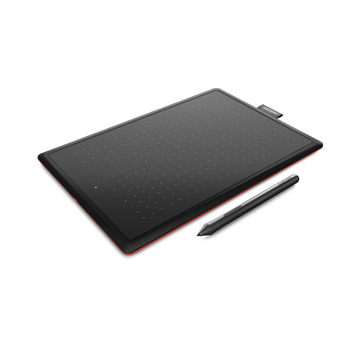 Wacom One Small Tekentablet - Zwart
