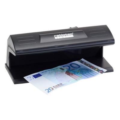 Ratiotec Soldi 120 Vals geld detector - Zwart