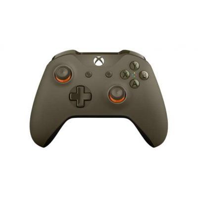 Microsoft game controller: Xbox Wireless - Olijf