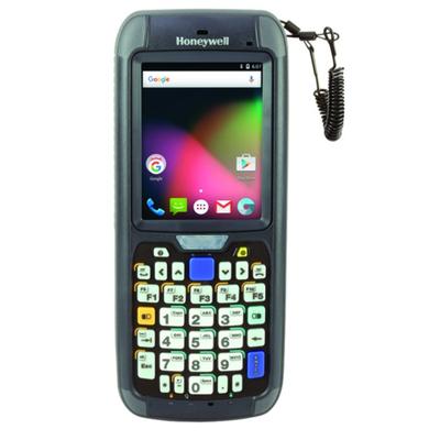 Honeywell CN75E - QWERTY PDA - Zwart