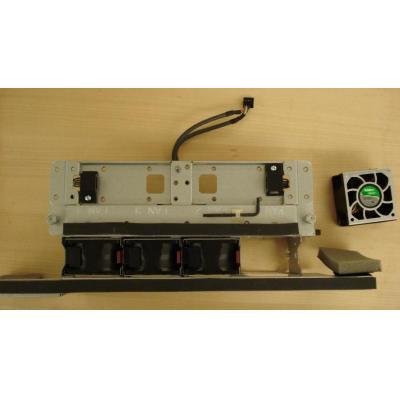 Hewlett Packard Enterprise Fan Hot-Plug 60 x 38mm Hardware koeling - Zwart
