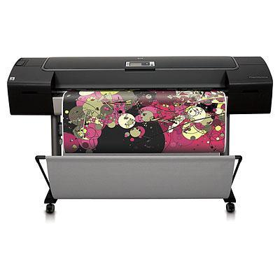 Hp grootformaat printer: Designjet Z3200 44'' PostScript Photo Printer - Blauw, Cyaan, Groen, Grijs, Lichtyaan, .....