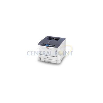 OKI laserprinter: C610DN 36PPM/34PPM