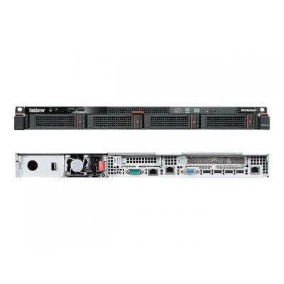 Lenovo server: ThinkServer RD540 E5-2609 V2
