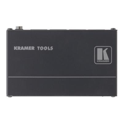 Kramer Electronics Kramer VM-3AN Distr. Versterker Audio versterker - Grijs