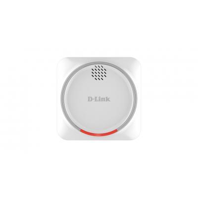 D-link alarm ringer: Home Siren w/ Optional Battery Back-Up, 110dB, Z-Wave v6.02, 125g - Wit