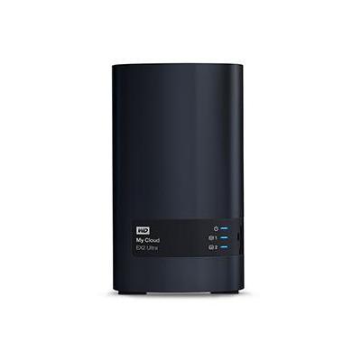 Western digital NAS: My Cloud EX2 Ultra 8TB - Zwart