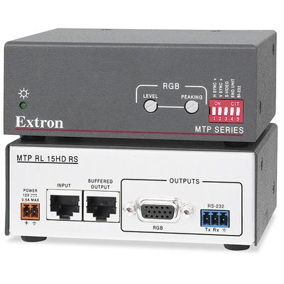 Extron MTP RL 15HD RS Reciever - Zwart