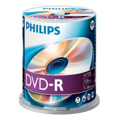 Philips DVD-R DM4S6B00F/00 DVD
