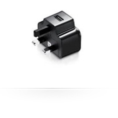 CoreParts Mobile Micro USB Charger UK plug Oplader - Zwart