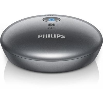 Philips bluetooth music receiver: Bluetooth®-adapter - Zwart