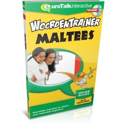 Eurotalk educatieve software: Woordentrainer, Maltees