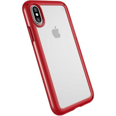 Speck Presidio Show Mobile phone case - Rood, Transparant