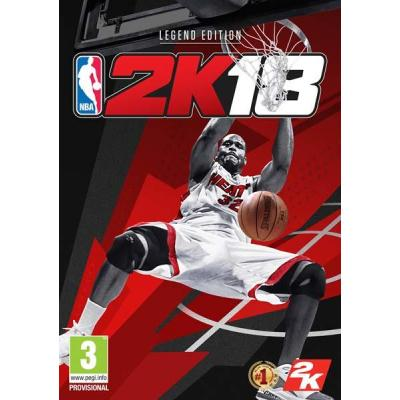 2k game: NBA18 Legend Edition
