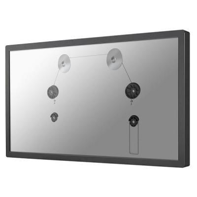 Newstar montagehaak: LED wandsteun - Zwart
