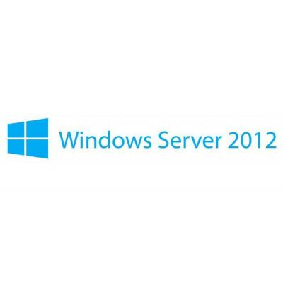 Microsoft Windows 2012 ®Server CAL Sngl Software Assurance OLP 1License NoLevel UsrCAL software