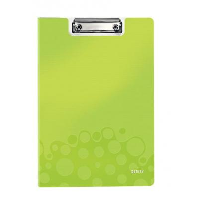 Leitz WOW Clipfolder with cover Klembord - Groen