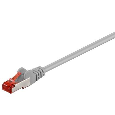 Microconnect 2m Cat6 FTP Netwerkkabel - Grijs