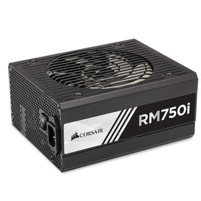 Corsair RM750i Power supply unit - Zwart