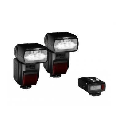 Hahnel MODUS 600RT Pro Kit f/ Nikon Camera flitser - Zwart