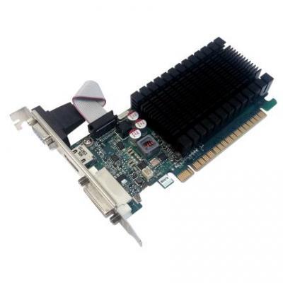 PNY GeForce GT 710 1GB Videokaart - Multi kleuren