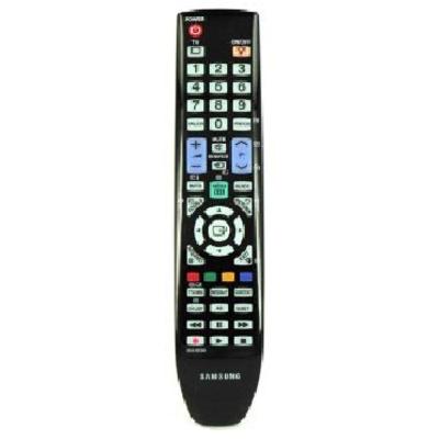Samsung afstandsbediening: Remocon, 49key, TM960, 3V, Europe,152g - Zwart