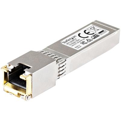 StarTech.com SFP10GBTCST netwerk tranceiver module