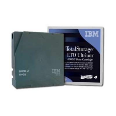 Ibm datatape: LTO Ultrium 4 Tape Cartridge - Zwart