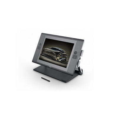 Wacom tekentablet: Cintiq Cintiq 24HD - Zwart