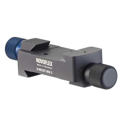 Novoflex Q=Mount Mini D Camera-ophangaccessoire