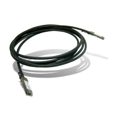 Supermicro SFP+, 1m Kabel - Zwart