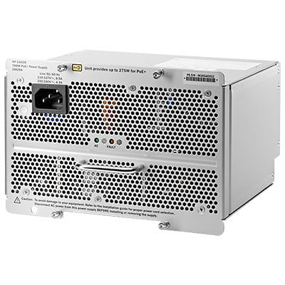 Hewlett packard enterprise switchcompnent: J9828A - Zilver