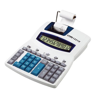 Rexel calculator: Ibico1221X Semiprofessionele Printrekenmachine