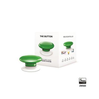 Fibaro : The Button - Groen