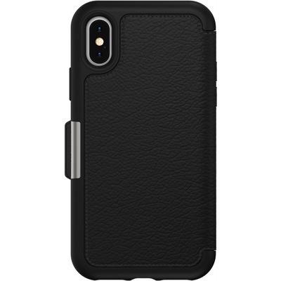 OtterBox Strada iPhone X(s) Mobile phone case - Zwart
