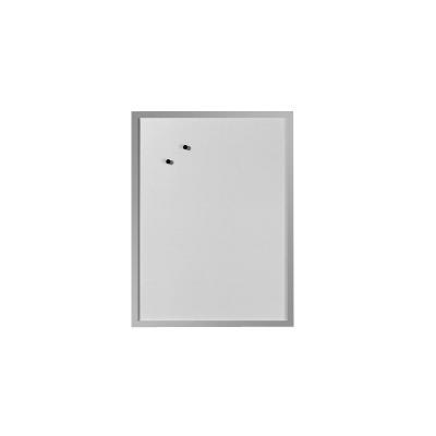 Herlitz 10524627 Magnetisch bord - Zilver,Wit