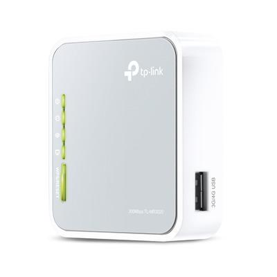 TP-LINK TL-MR3020 Wireless router - Grijs,Wit